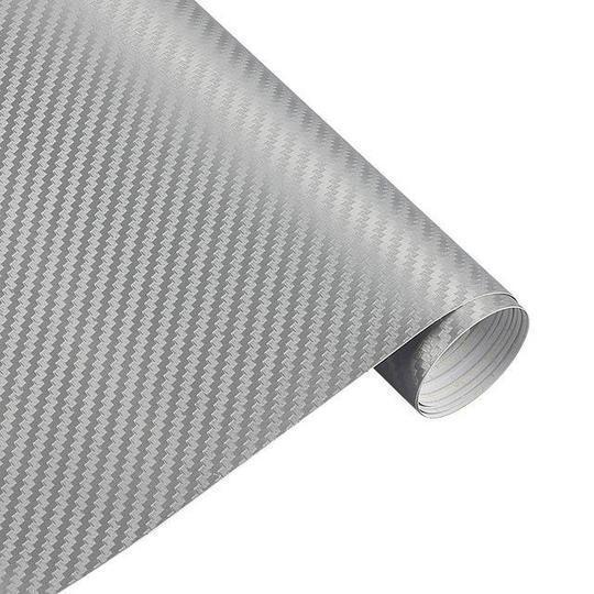 "Ihrtrade 3D Carbon Fiber Vinyl Film (50"" x 11.8"") (10 colors)"