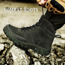 IHRtrade Winter Outdoor Tactical Military Boots For Men & Women