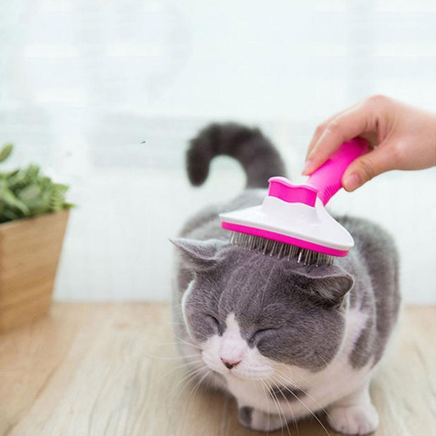Ihrtrade Pet Shorthair Comb Shedding Tool (5 colors)