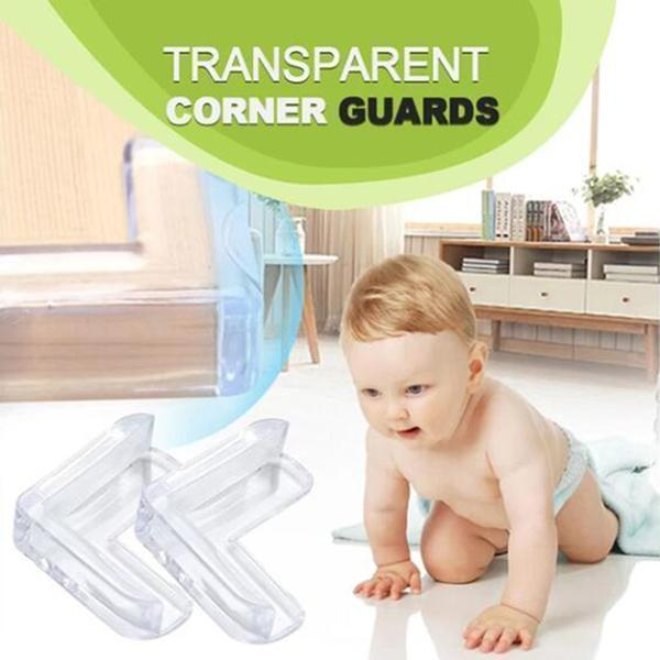 Ihrtrade Transparent Corner Guards (3 types)