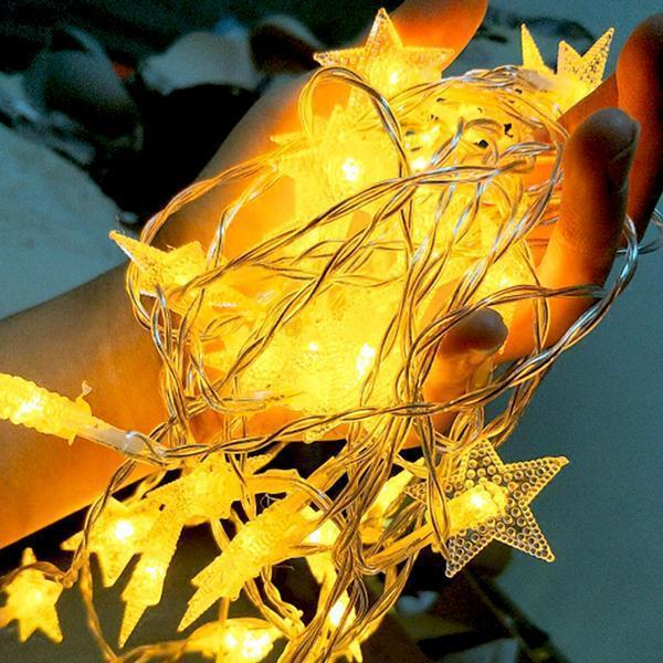 Ihrtrade Christmas Fairy String Lights (20 LEDs)
