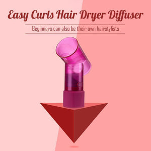 Ihrtrade Easy Curls Hair Dryer Diffuser