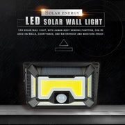 Ihrtrade LED Solar Wall Lamp