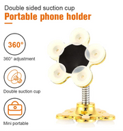 Ihrtrade Rotatable Multi-Angle Double-Sided Phone Holder