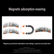 Ihrtrade Magnetic 3D Eyelashes (4 types)