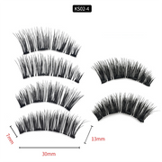 Clearance - Ihrtrade Magnetic 3D Eyelashes (4 types)
