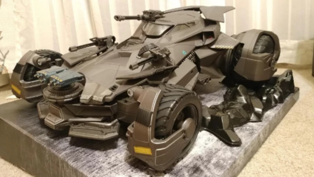 Ihrtrade Batman chariot