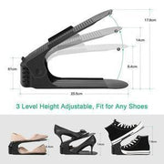 Get your shoe pair at a glance, stiletto, high heels, sneakers, slippers or sandals