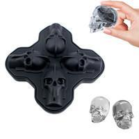 iHRtrade Skull Ice Mold (4 colors)