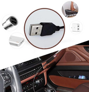 Ihrtrade Plug and Play-Car and Home Ceiling Romantic USB Night Light! (2 colors)