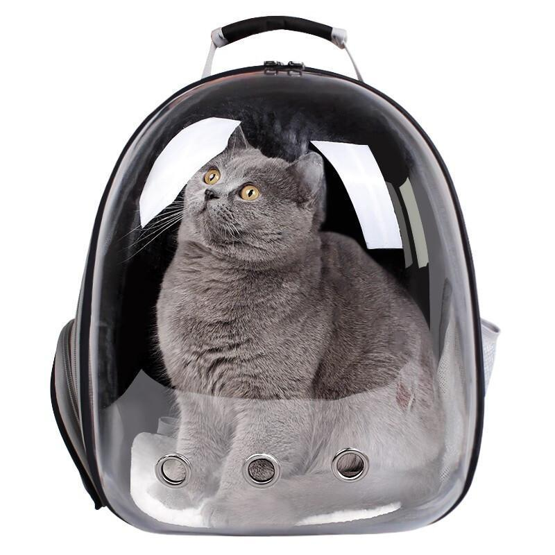 Ihrtrade Clear Cat Carrier Backpack \\\