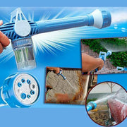 Ihrtrade 8 Nozzle Spray Watering Gun