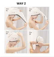 Ihrtrade Quick Hair Dryer Hat (5 Types)