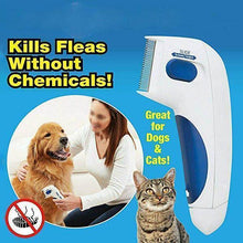 Load image into Gallery viewer, Ihrtrade Flea Doctor Pet Electric Louse Remover