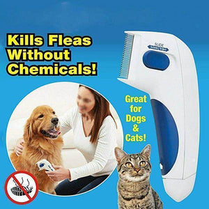 Ihrtrade Flea Doctor Pet Electric Louse Remover