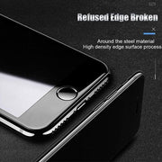 Ihrtrade 9D Curved-edge iPhone Screen Protector (3 colors)