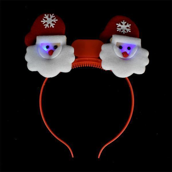 Christmas LED Light Headband (3 styles),Garden Light Solar