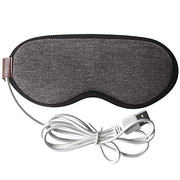 Ihrtrade Eye Blindfold, USB Heated Eye Blindfold Warmer