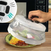 Ihrtrade Magnet Microwave Oven Cover