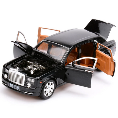 Ihrtrade Rolls Royce Phantom Alloy Diecast Car Model (2 colors)