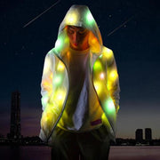 Ihrtrade Led Colorful Luminous Clothing