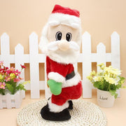 Ihrtrade Christmas Santa Claus Electric Music Toy