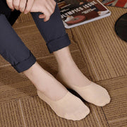 Ihrtrade Breathable Ice Silk Comfortable Socks (Set of 4) (5 colors)