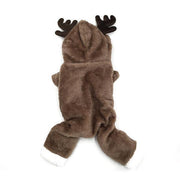 Ihrtrade Pet Christmas Elk Clothes (5 sizes)