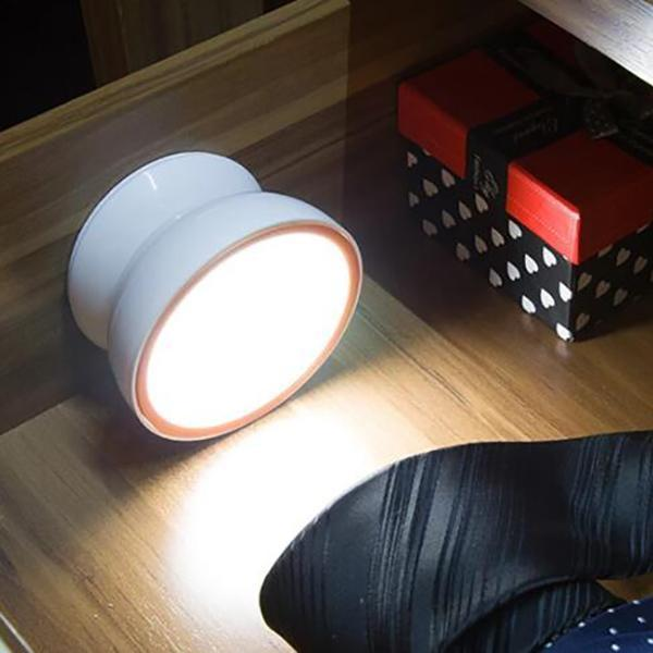 Ihrtrade LED Motion Sensor Night Light (2 colors)