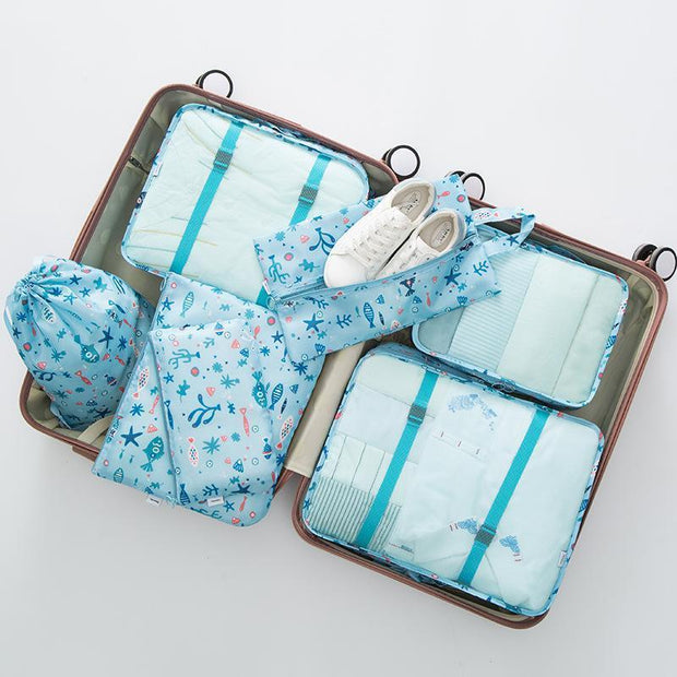 Weekend Beach Overnight Storage Duffle Pouch