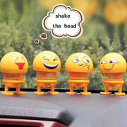 Ihrtrade Creative Shaking Head Dolls For Car Dashboard/Home/Table Decor (14 Types)