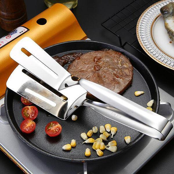 Ihrtrade Stainless Steel Barbecue Clamp