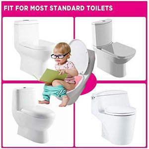 Ihrtrade Fold-up Toilet/Potty Training Seat Covers (3 Colors)