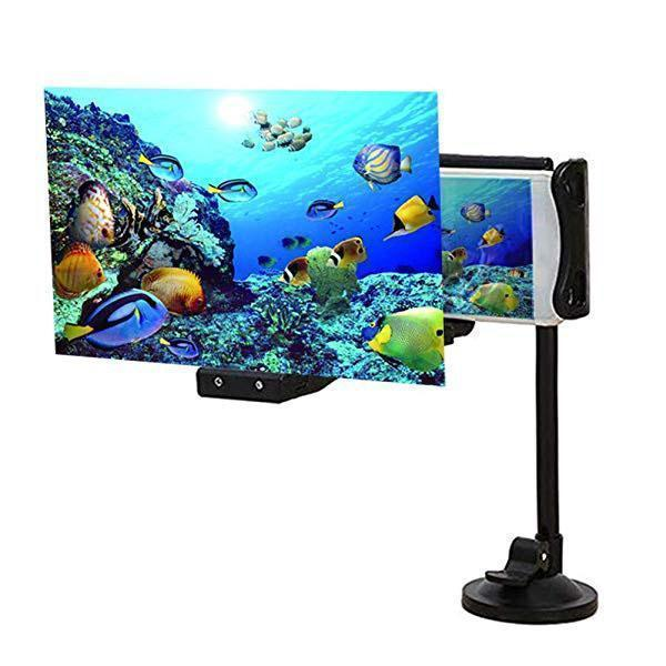 Ihrtrade New Stand For HD Projection Of Mobile Phone (2 colors & 2 sizes)