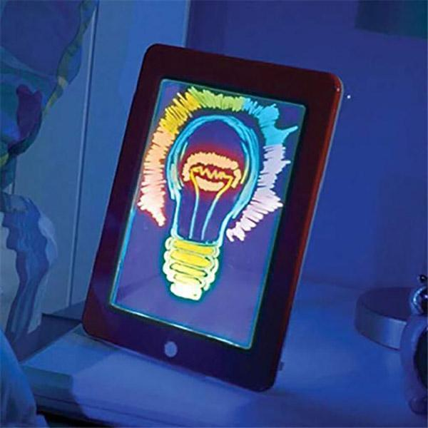 Ihrtrade 3D Magic Drawing Pad (2 colors)