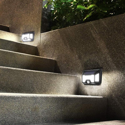 Ihrtrade Solar Wall LED Lamp