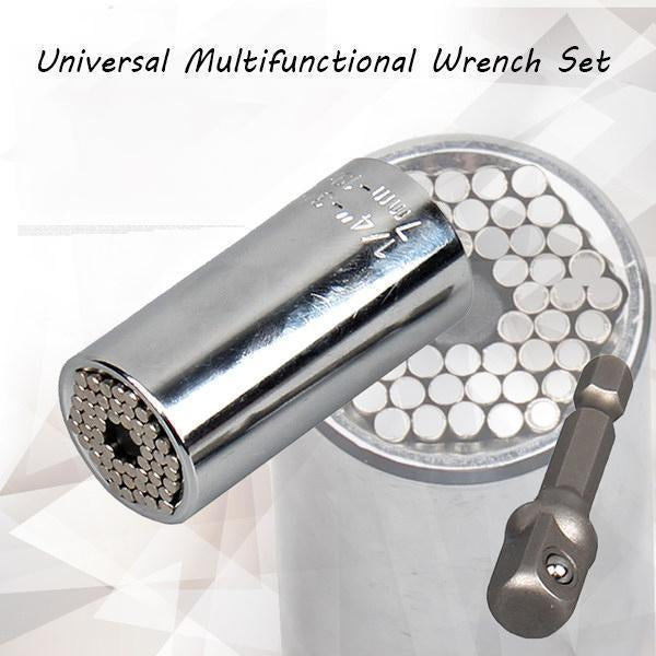 Ihrtrade Universal Multifunctional Wrench Set (3 stypes)