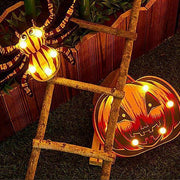 Ihrtrade Halloween Outdoor Decoration Night Lights (3 Colors)