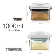 Ihrtrade Portable Sealed Tank (2 colors & 3 sizes)