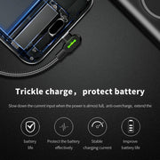 Ihrtrade Titan Unbreakable 90 Degree Plug Fast Charging Cable (Include 2PCS & 3PCS)