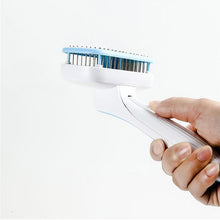 Load image into Gallery viewer, Ihrtrade Automatic Dehairing Comb Open Knot Needle Comb (4 colors)