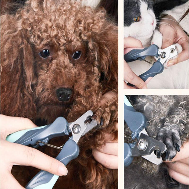 Ihrtrade Cat Dog Delicate Nail Clipper (3 colors)