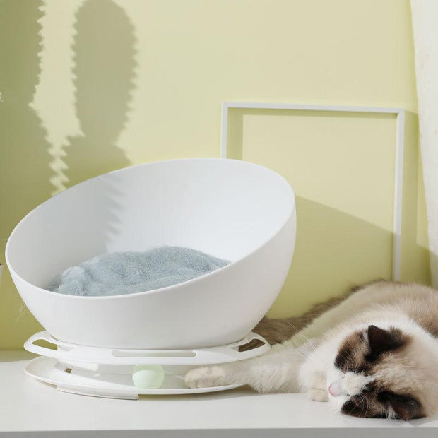 Ihrtrade Creative Cat Turntable Nest