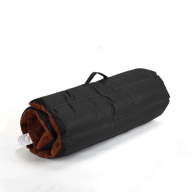 Ihrtrade Dog Cat Winter Portable Blanket Pad