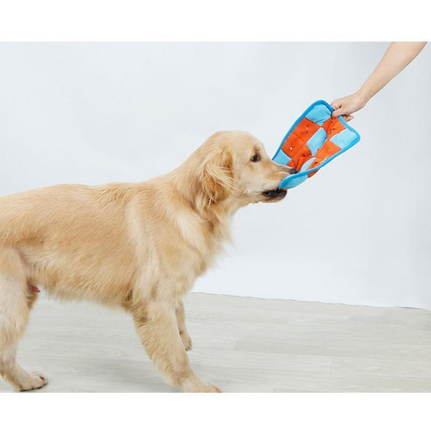 Ihrtrade Dog Feeding Mat for Smell Training
