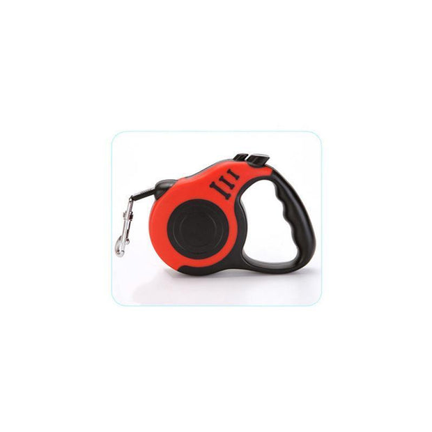 Ihrtrade Dog Leash 3M/5M Automatic Retractable (4 colors & 3 sizes)