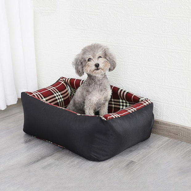 Ihrtrade Dual-use Washable Pet Sofa Bed (3 colors)