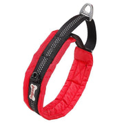 Ihrtrade Explosion-proof Dog Nylon Collar (4 colors & 5 sizes)