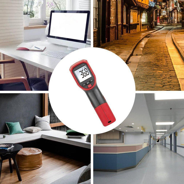 Wholesale & Retail Non-contact Digital Laser Infrared Forehead Thermometer Temperature 35 ¡æ~42 ¡æ UT305H