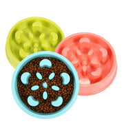 Ihrtrade Food Non-Slip Fun Maze Dog Bowl (6 colors)